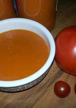 Salsa de tomate casera (tomate frito)