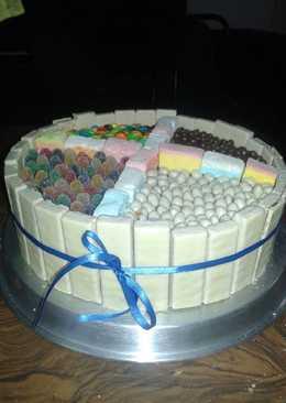 Rellenos para tortas dulces 17 recetas caseras cookpad for Decoracion de tortas caseras
