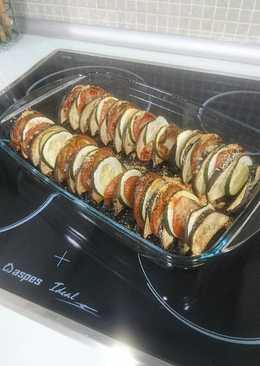 Berenjenas al horno recetas caseras cookpad - Berenjenas rellenas al horno ...