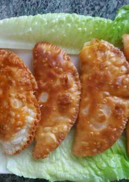 Empanadillas de ventresca de bonito del Norte🐟