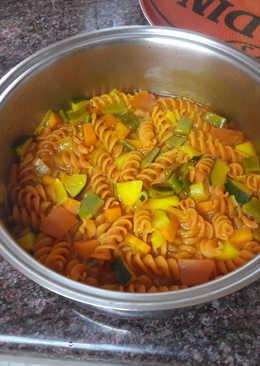 """🇮🇹""""Sopa minestrone italiana"""" sin gluten vegana"""