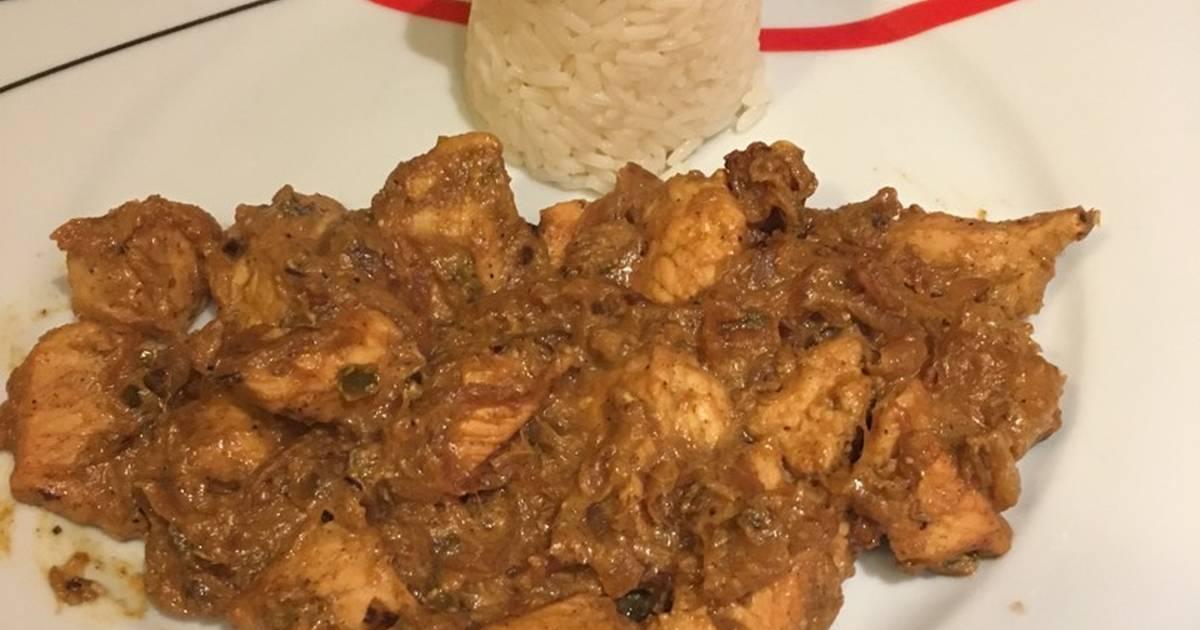 Guarnicion de arroz 41 recetas caseras cookpad for Arroz blanco cocina al natural