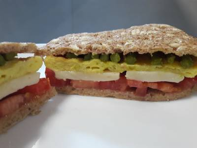 Sándwich saludable II