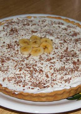 Tarta de Plátano (Banoffe)