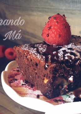 Brownie de Chocolate con Espelta