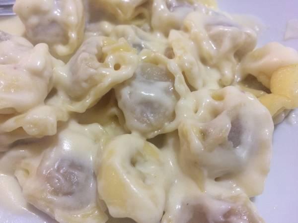 Salsa de 3 quesos para pasta