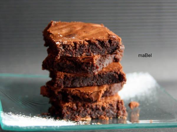 Brownies de mi infancia