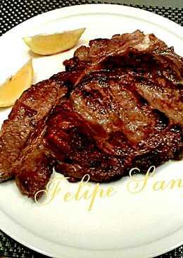 Carne a la plancha 238 recetas caseras cookpad - Salsa para ternera a la plancha ...
