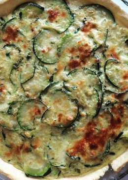 recetas con zapallitos italianos