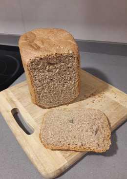 Pan integral de espelta (panificadora)