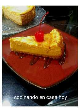 Cheesecake o pay de queso súper rico😀