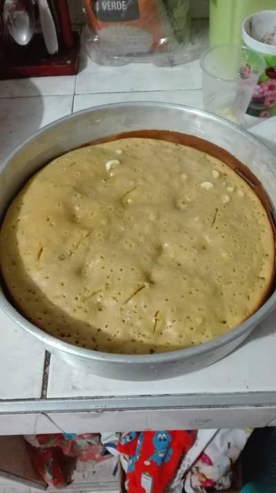 Torta de ahuyama fácil