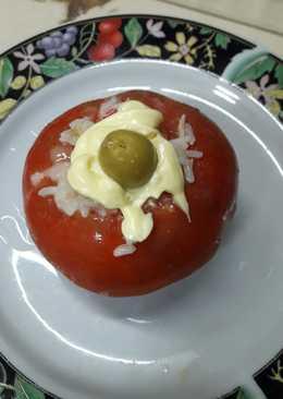 Tomates rellenos🍅