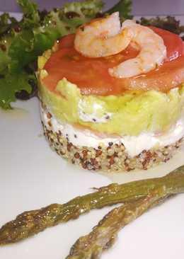 Ensalada-timbal quinoa