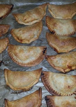 Empanadillas de atún en el horno
