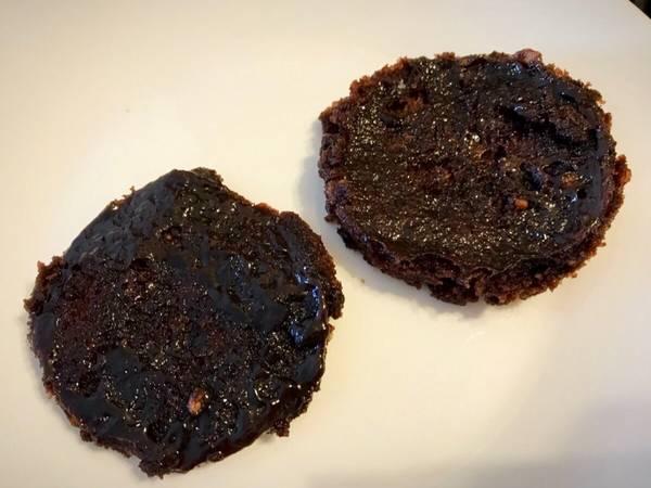 Brownies 123 al microondas húmedos y deliciosos en 1 minuto!!