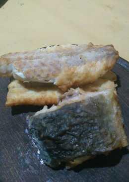 Fritada de bagre
