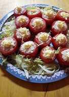 Tomates rellenos con atún