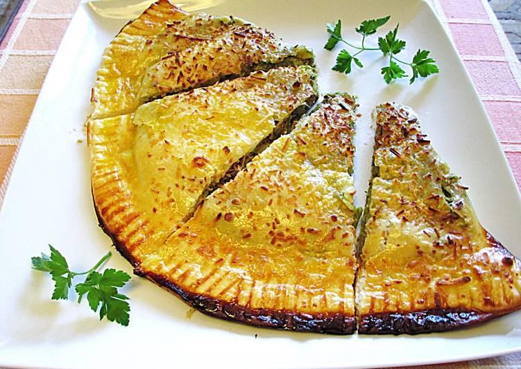 Empanada de br coli y at n en conserva receta de cocinar con jorgette cookpad - Cocinar con conservas ...