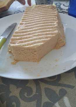Pastel o paté de cabracho (Con Merluza)