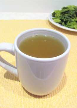 """Sopa de repollo  para reducir el """"colesterol malo"""" y """"adelgazar"""""""