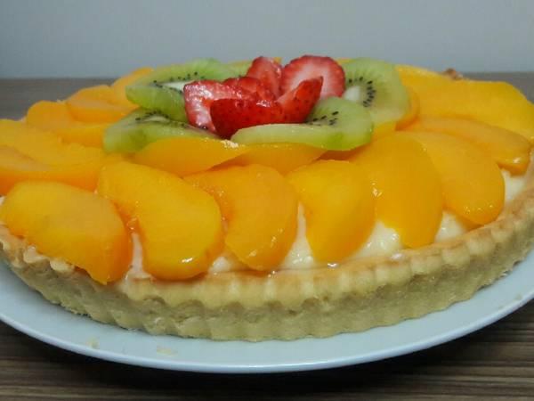 Tartaleta de frutas