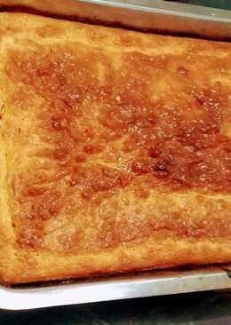 Pan de avena natural