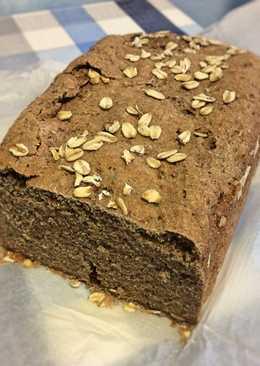 Pan integral de semillas con panificadora de lidl