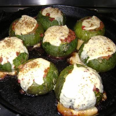 recetas de zapallitos rellenos al horno