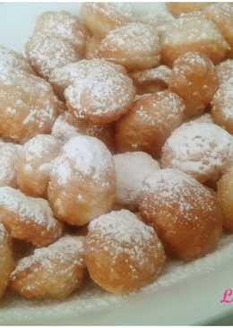 Buñuelos de hojaldre