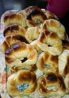 Medialunas(con harina pureza de pizza)
