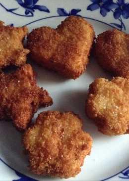 Nuggets de calabacín