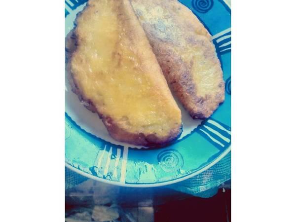 Empanadas de plátano con queso