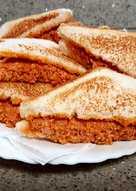 "Sándwich ""picositos"""