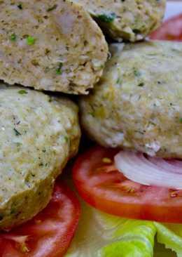 Filetes rusos de pollo bajo calorías