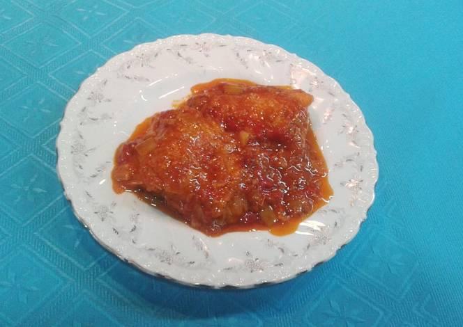 Bacalao fresco con tomate receta de joseagisbert cookpad - Bacalao fresco con tomate ...