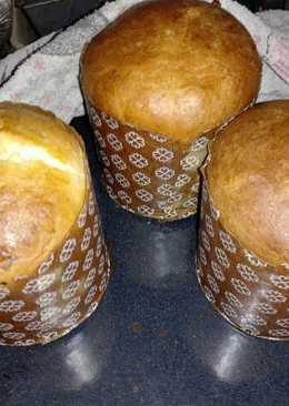 Pan dulce esponjoso