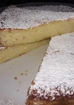 Torta de ricota súper húmeda y fácil