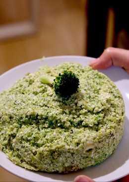 Pudín de brócoli (En Cookeo)