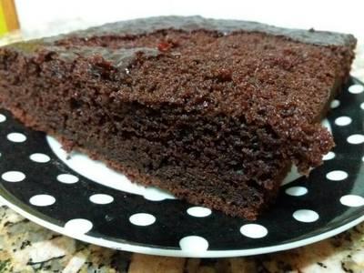 Torta de Remolacha y Chocolate