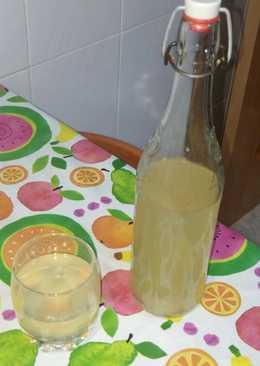Infusión de jengibre, limón y miel