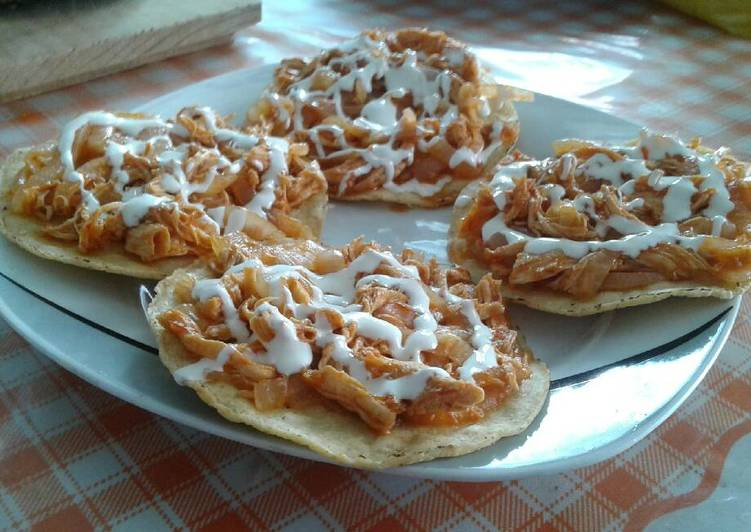 how to make tinga de pollo