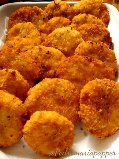 Nuggets de pollo. (Thermomix)
