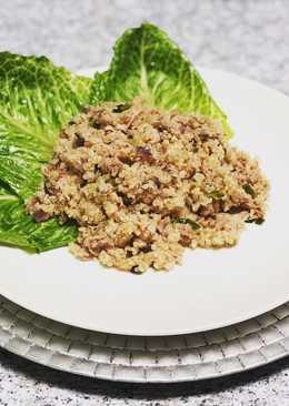Quinoa con tuna