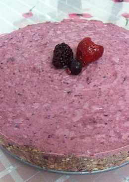 Cheesecake crudivegano