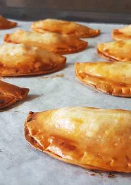 Empanadillas caseras en 20 minutos