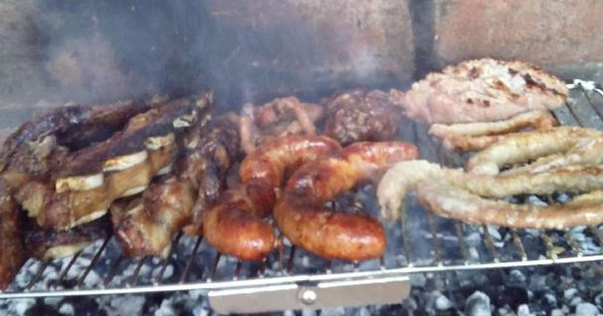 Achuras a la parrilla 412 recetas caseras cookpad - Parrilla de la vanguardia ...