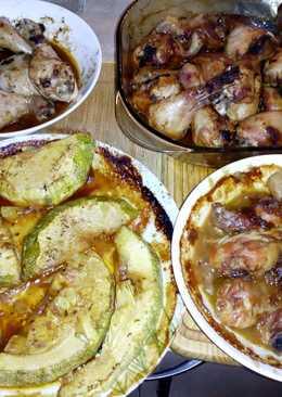 Muslitos al horno a la Canaria
