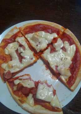 Pizza rápida