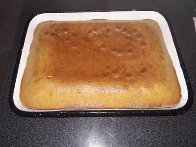 Torta casera;fácil y rápido!!
